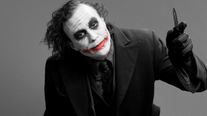 Iphone Xs Joker Wallpaper Heath Ledger Joker 1125x2436 Wallpaper Teahub Io