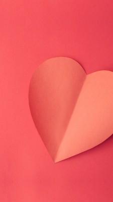 Black And Red Heart Iphone 736x1377 Wallpaper Teahub Io