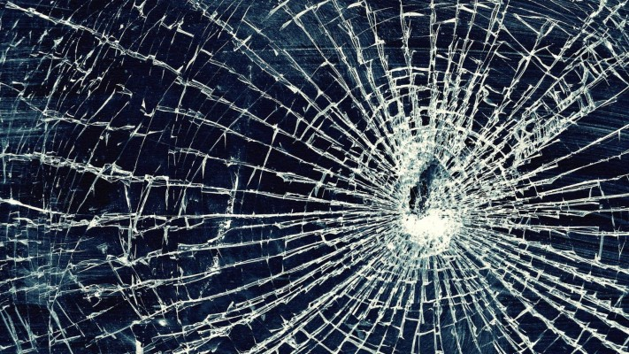 44 444445 wallpaper retak broken glass