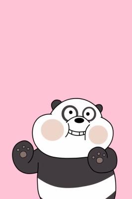 Wallpaper Ponsel Panda Lucu Panda Lucu Dan Imut 808x1413 Wallpaper Teahub Io