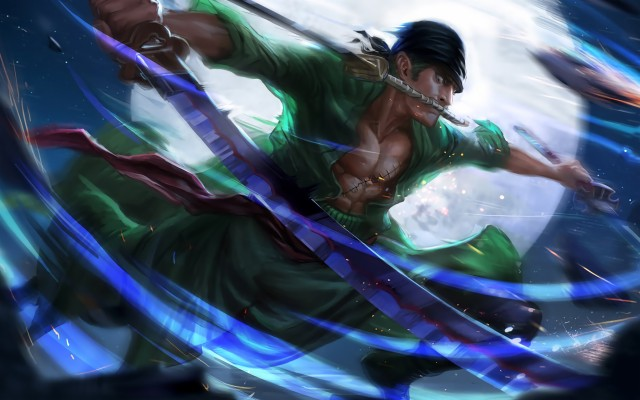 One Piece Zoro Dark 1080x958 Wallpaper Teahub Io