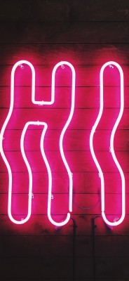 Aesthetic Neon Lights Laptop 639x789 Wallpaper Teahub Io