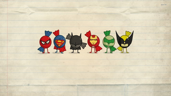 Cool Superhero Wallpapers For Pc