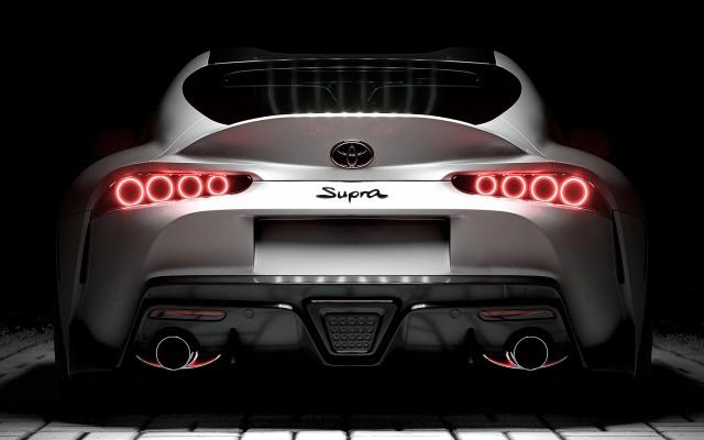 Toyota Supra Wallpapers 4220x2668 Wallpaper Teahub Io