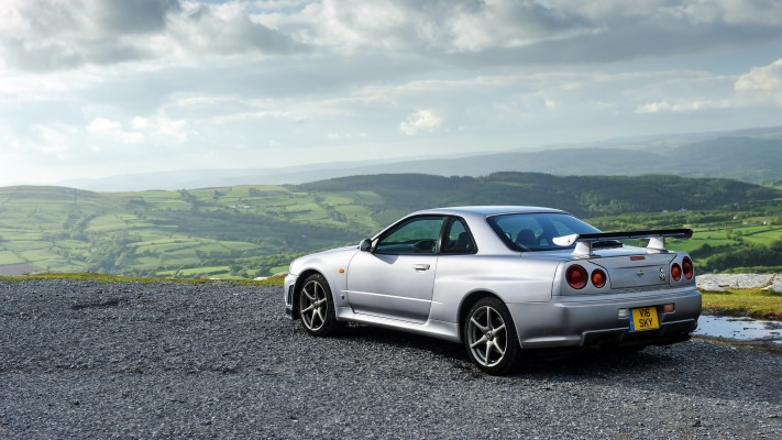 Nissan Skyline Wallpaper 4k 3840x2160 Wallpaper Teahub Io