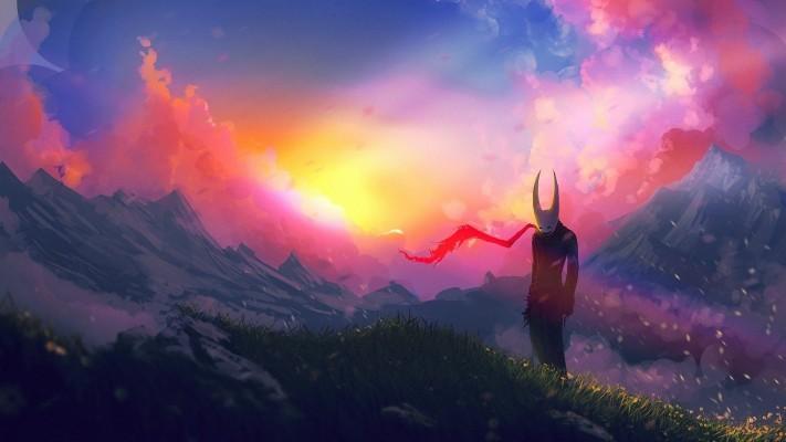 Anime Scenery Sunset 4k Anime Landscape Wallpaper 4k 3840x2160 Wallpaper Teahub Io