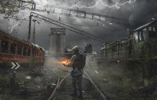 Stalker Escape From Tarkov Artwork 1680x1050 Wallpaper Teahub Io