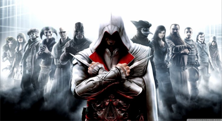 Assassin S Creed The Ezio Collection 3550x1997 Wallpaper Teahub Io