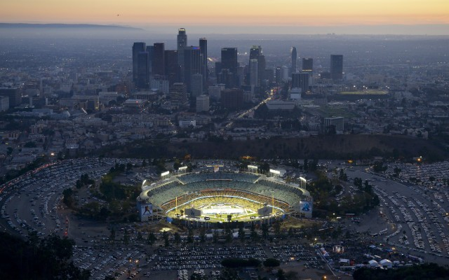 Los Angeles Dodgers Wallpaper Hd 3840x2400 Wallpaper Teahub Io