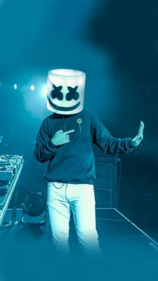 Marshmello Pic Hd 1600x900 Wallpaper Teahub Io