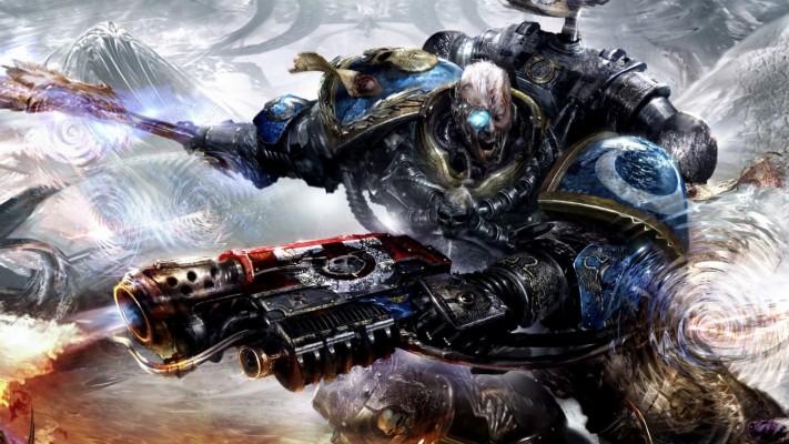 Chaos Space Marine Wallpaper Pic Hwb428374 Warhammer 40k Black Templar Comic 1024x576 Wallpaper Teahub Io