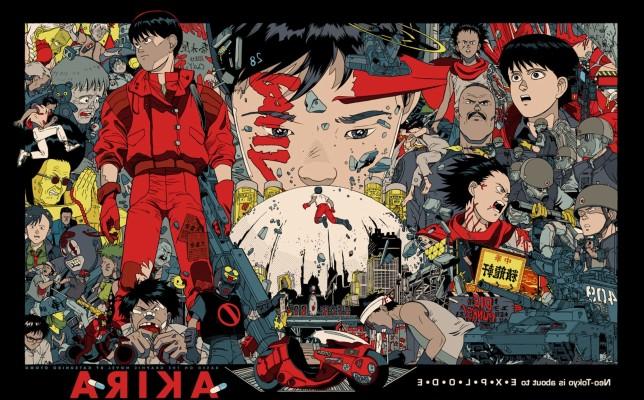 Devilman Crybaby Akira Fanart 700x933 Wallpaper Teahub Io