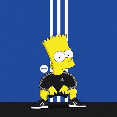 Simpsons Supreme 720x1280 Wallpaper Teahub Io