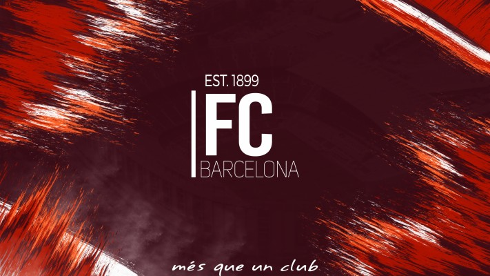 Fc Barcelona Wallpapers 4k 3840x2160 Wallpaper Teahub Io