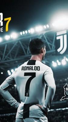Cristiano Ronaldo Juventus Wallpaper For Android With Download Wallpaper Ronaldo Juventus 1080x1920 Wallpaper Teahub Io