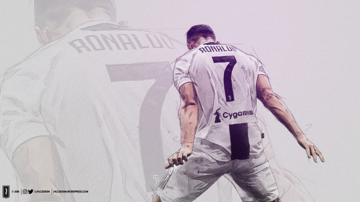 Download Juventus Wallpaper 4K
