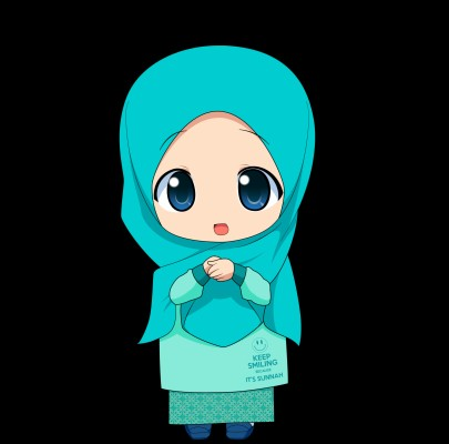Muslimah Cartoon 1024x1024 Wallpaper Teahub Io