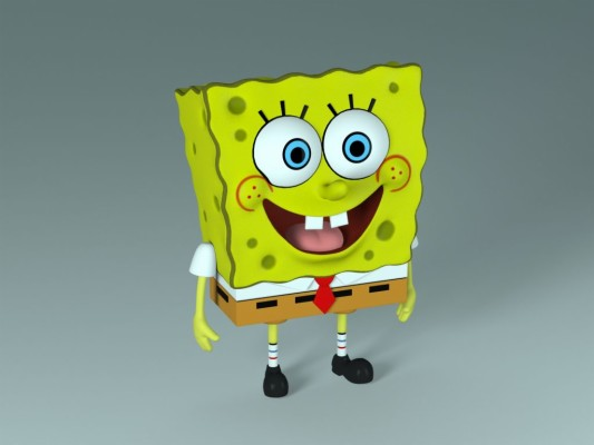 Wallpaper Anime Menangis Unique 90 Gambar Spongebob Spongebob Squarepants 3d Model 1024x768 Wallpaper Teahub Io