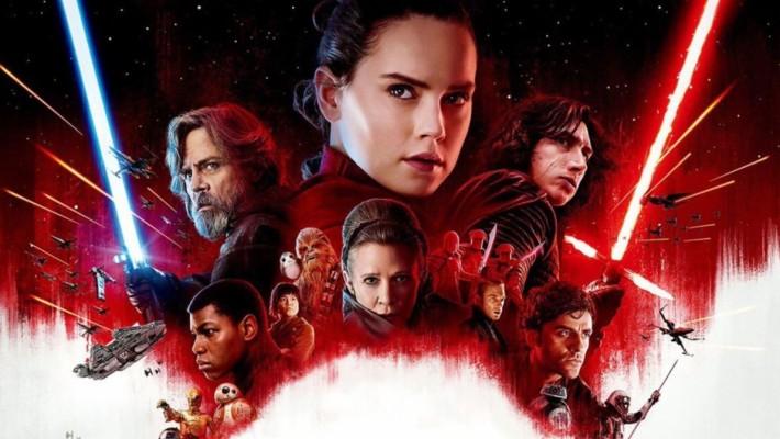 Rey Last Jedi Poster 1920x1080 Wallpaper Teahub Io