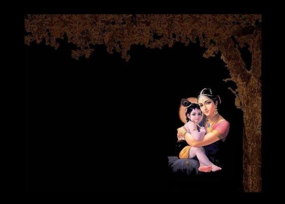 65 657818 sri krishna leelai child god epic arjuna hd