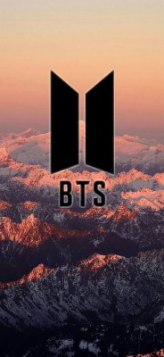66 665554 bts logo wallpaper iphone 8plus wallpapers hd