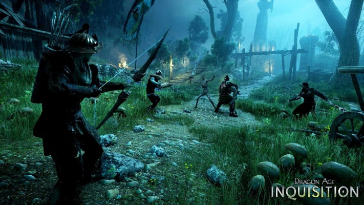 Dragon Age Inquisition Concept Art 1920x1080 Wallpaper Teahub Io