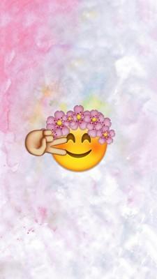 68 684043 1080x1920 emoji wallpaper wallpaper for iphone cute emoji