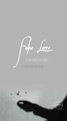 69 696654 fake love wallpaper 3 fake love wallpaper bts