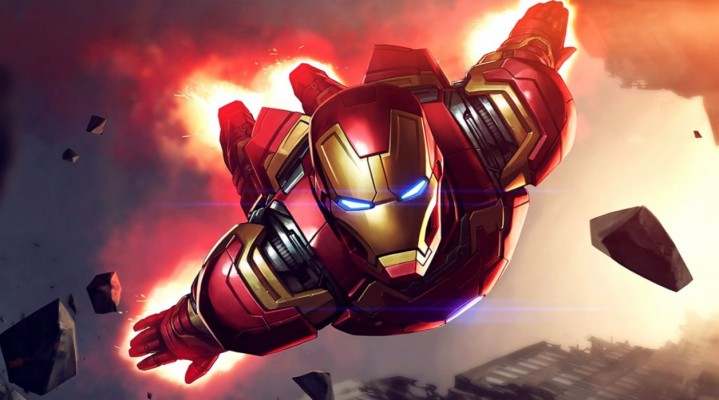 Laptop Marvel Backgrounds 2048x2048 Wallpaper Teahub Io