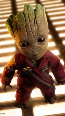 Baby Groot Groot Hd 1001x1001 Wallpaper Teahub Io
