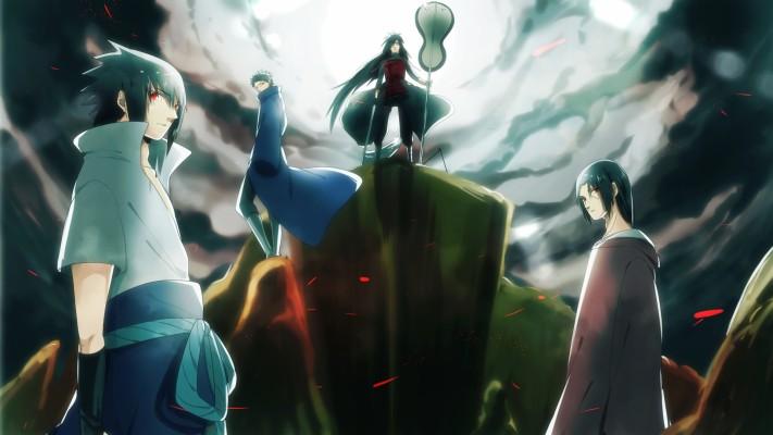 8 80305 wallpaper naruto sasuke madara uchiha clan itachi obito