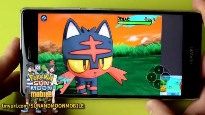Apk pokemon moon file and sun [3DS] Pokemon