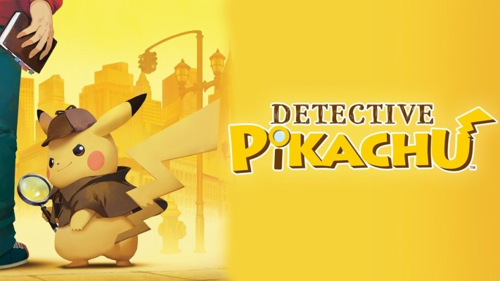 Detective Pikachu Cute 2048x852 Wallpaper Teahub Io