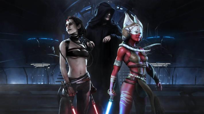 Star Wars The Force Unleashed 750x1334 Wallpaper Teahub Io