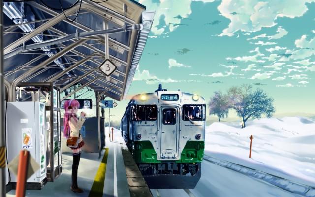 Anime Train And Wallpaper Image Spirited Away Wallpaper Phone 745x1280 Wallpaper Teahub Io