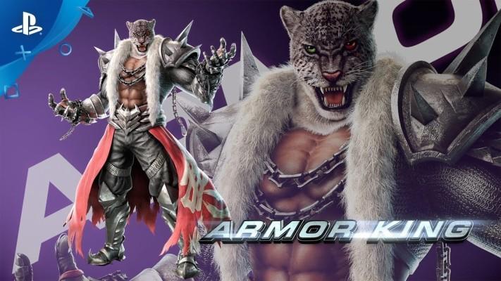 Armor King Armor King Tekken 5 1280x1024 Wallpaper Teahub Io