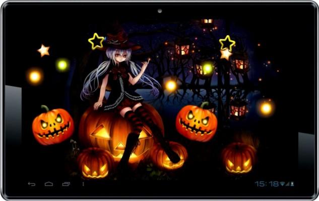Halloween Wallpapers Android Download Halloween Wallpapers Halloween Wallpaper Anime 1203x760 Wallpaper Teahub Io