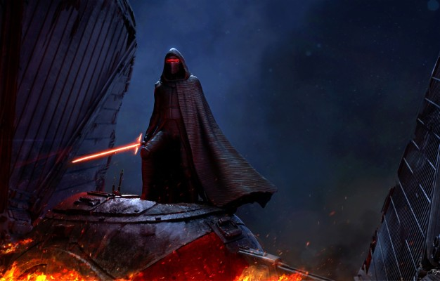 Star Wars The Last Jedi Kylo Ren 3840x2160 Wallpaper Teahub Io